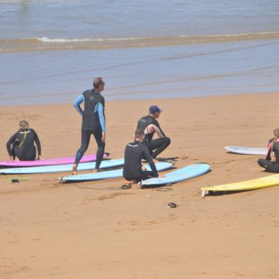 Family Surf Camp Morocco