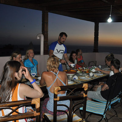 Moroccan Cuisine Family Surf Camp